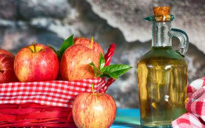 Äppelcidervinäger har positiva effekter på hälsan